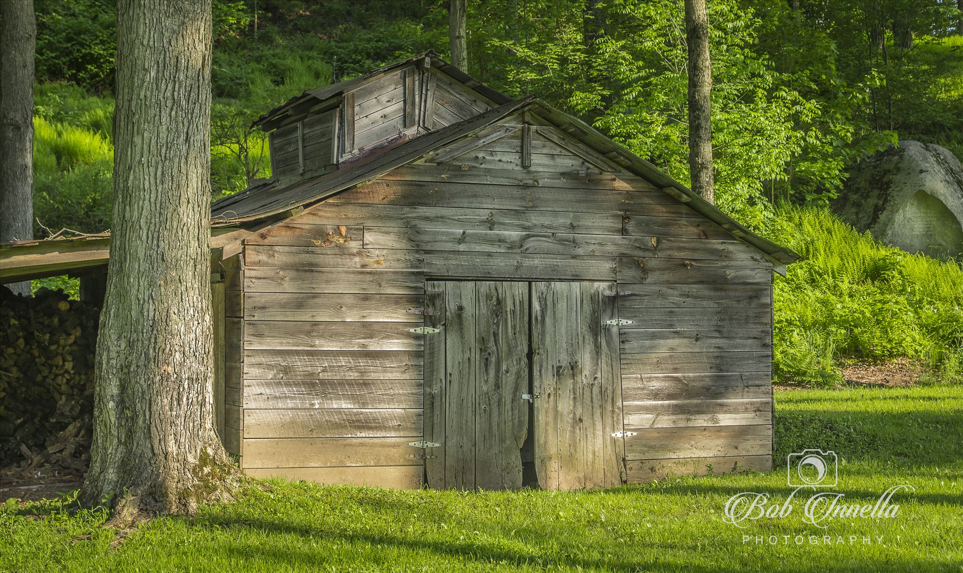 Old Sugar House - Mendon, Vermont by Buckmaster