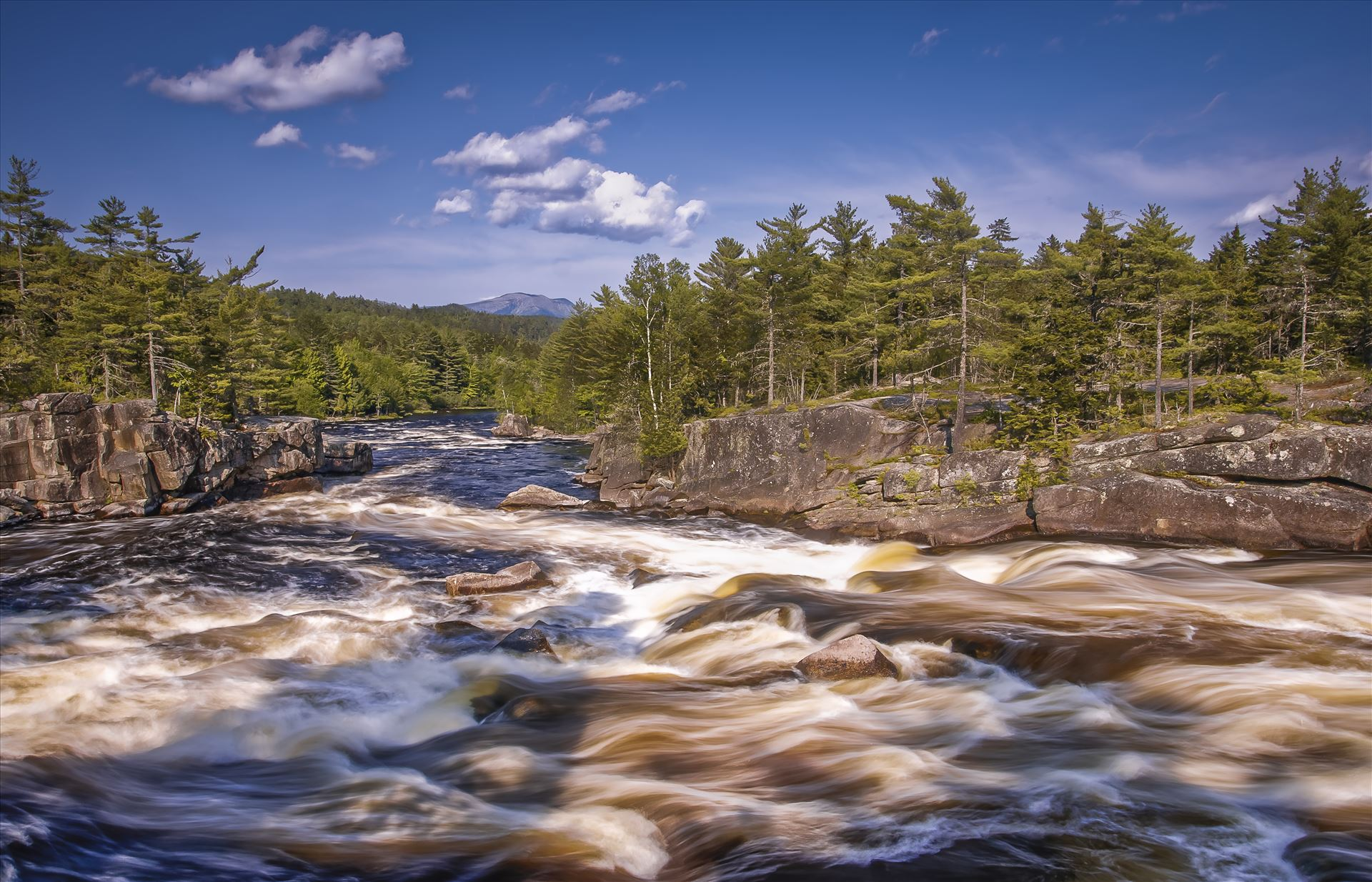 The Cribworks with MT Katahdin -