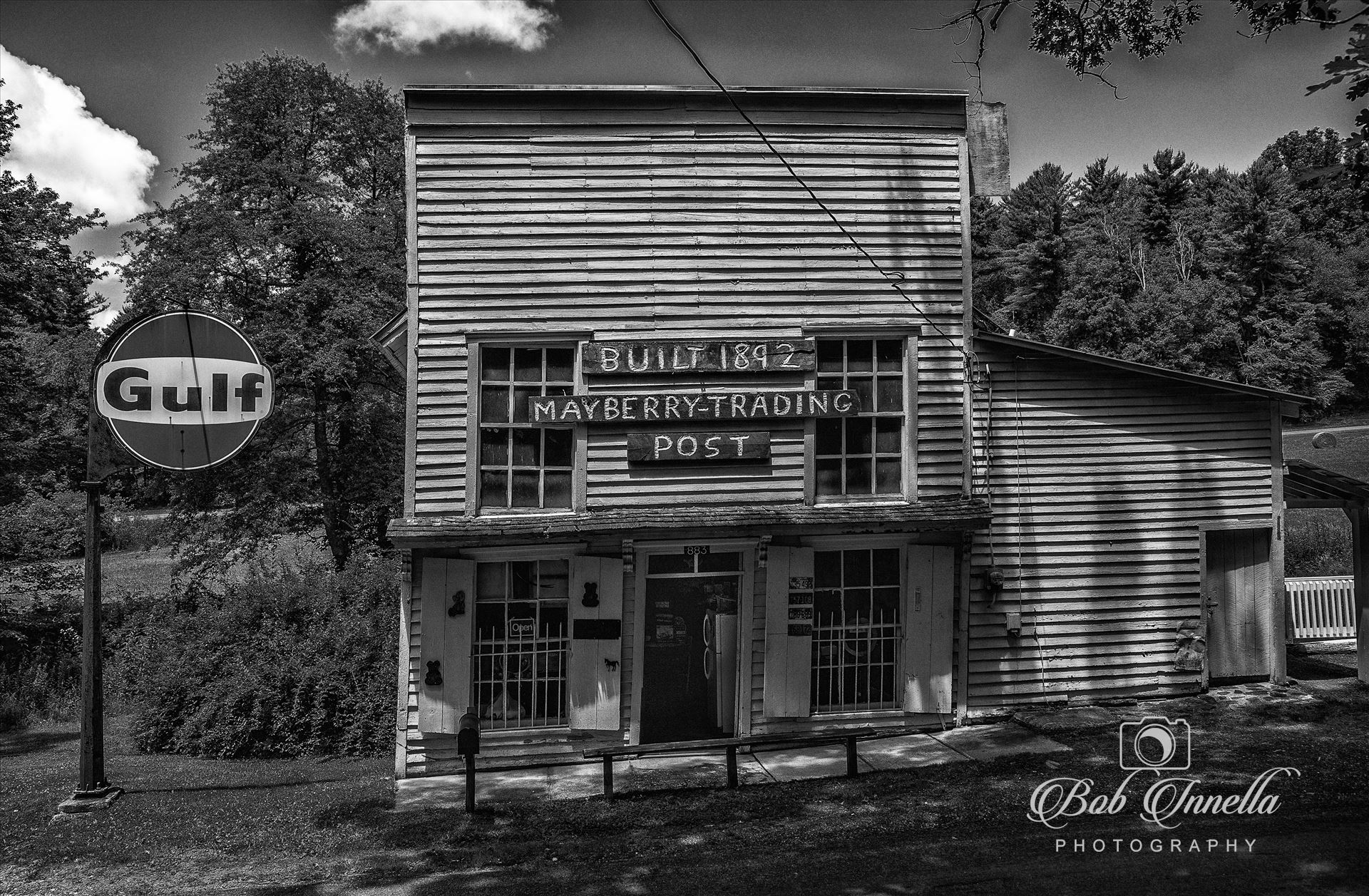 Mayberry General Store - Meadows Of Dan, Virginia by Buckmaster