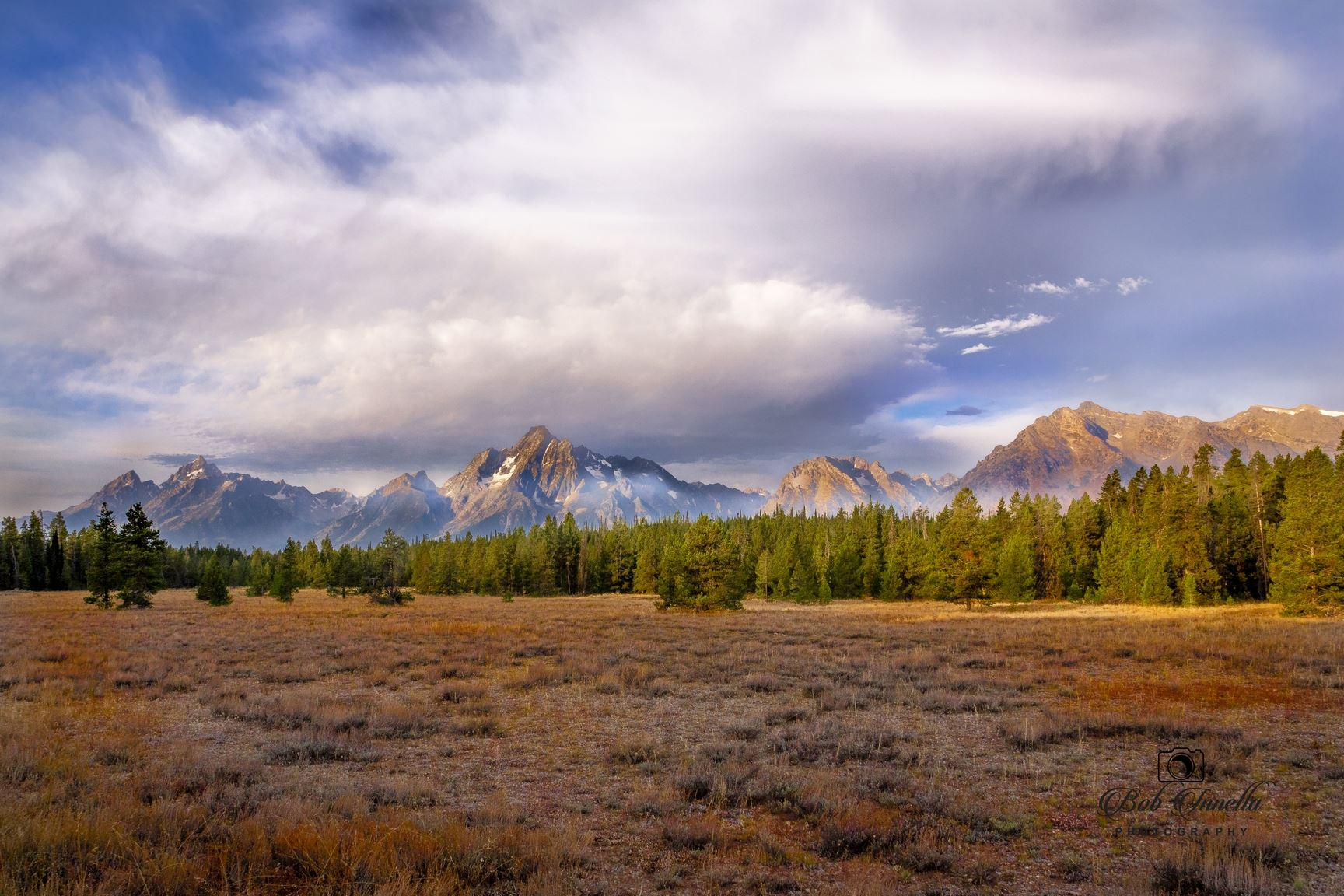 Grand Tetons - Near String Lake, Wyoming 2018 by Buckmaster