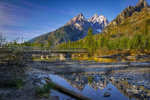 Grand Teton National Park, Wyoming, 2018