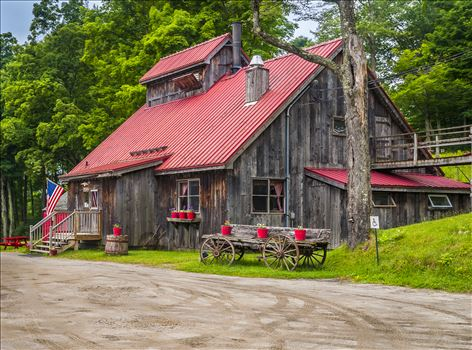 Maple Sugar and Vermont Spice in Mendon, Vermont